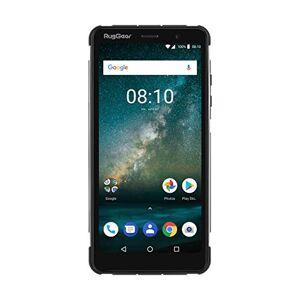 RugGear RG850 Smartphone Android 8.1 Sottile Resistente Antiurto con schermo da 6 pollici bordo-a-bordo