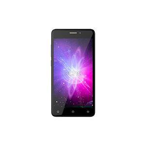 Echo Stellar 4G Smartphone, Dual-SIM, Memoria Interna da 16 GB, Nero