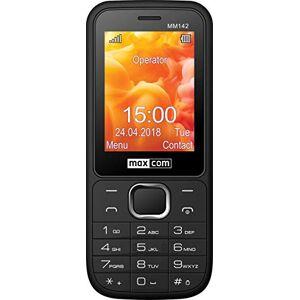 Maxcom Telefono GSM Maxcom MM142, Nero