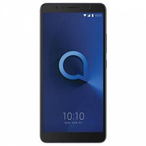 """Alcatel 5026D-2BALWE1 Smartphone da 16 GB, Display da 6"""" 18:9, Blu [Italia]"""