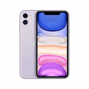 Apple iPhone 11 (128GB) - viola