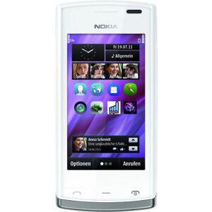 Nokia 500 2GB Argento, Bianco