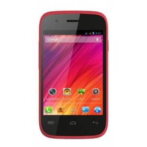 Wiko Ozzy Smartphone, Display 3,5 Pollici, Processore Dual-Core 1GHz, Dual-SIM, Fotocamera 2 Megapixel, Memoria 4GB, RAM 512MB, Android 4.2, Corallo