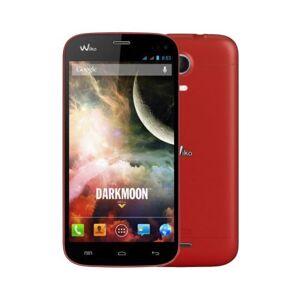 Wiko Darkmoon Smartphone Dual SIM, Rosso