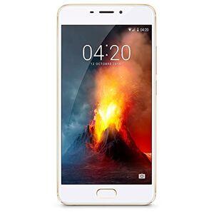 "Meizu M5 Note 5.5"" Doppia SIM 4G 3GB 16GB 4000mAh Oro, Bianco"