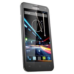 Goclever Quantum 500 Smartphone 4 GB, Dual SIM, Nero [Italia]