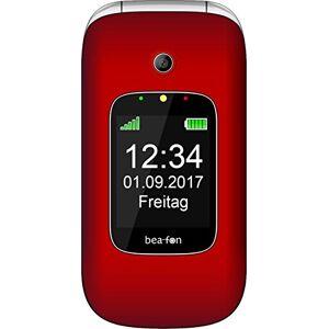 """Beafon SL590 6,1 cm (2.4"""") 88 g Rosso, Argento Caratteristica del telefono"""