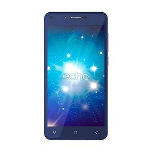 Echo Star Plus Smartphone, Dual-SIM, Memoria Interna da 16 GB, Blu