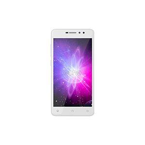 Echo Stellar 4G Smartphone, Dual-SIM, Memoria Interna da 16 GB, Argento
