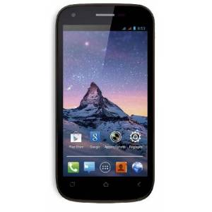 Wiko Cink Peax 2 Smartphone, Android 4.1.2 Jelly Bean, Nero
