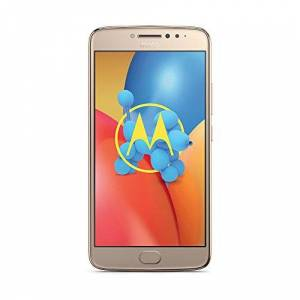 Lenovo Motorola Moto E4 Plus Smartphone, 3 GB RAM/16 GB, Android, Oro