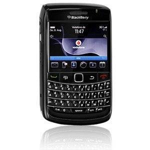 Blackberry Bold 9780Smartphone (tastiera QWERTZ, Display 6,2cm (2,44pollici), HSDPA, WiFi, fotocamera 5MP, 2GB scheda di memoria)