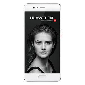Huawei P10 Smartphone, Memoria Interna da 64 GB, Marchio TIM, Argento