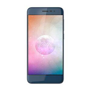 Echo Moon Smartphone, Dual-SIM, Memoria Interna da 16 GB, Blu