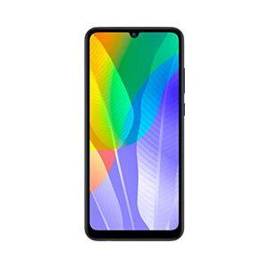 """Huawei Y6p Smartphone Dual Sim 6.3"""" 3gb/64gb 5000mah, Nero (Midnight Black), Utilizza HUAWEI Mobile Services al posto di Google Mobile Services e Google App"""