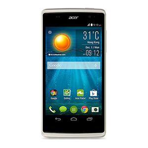 "Acer Liquid Z500 5"" Dual SIM 1GB 4GB 2000mAh Silver - Smartphones (12.7 cm (5""), 1 GB, 4 GB, 8 MP, Android 4.4, Silver)"