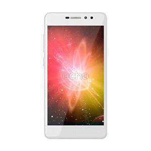 Echo Stellar Smartphone, Dual-SIM, Memoria Interna da 16 GB, Argento