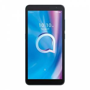 Alcatel 1B - Smartphone 4G Dual Sim, Display 5.5 HD+, 32GB, 2GB RAM, Camera, Android 10, Batt. 3000mAh, Agata Green [Italia]