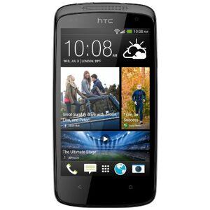 "HTC Desire 500 4.3"" Dual SIM 1GB 4GB 1800mAh Black - Smartphones (10.9 cm (4.3""), 1 GB, 4 GB, 8 MP, Android 4.2, Black)"