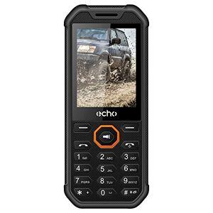 """Echo Shock 3G 2.4"""" 100g Nero, Arancione Caratteristica del telefono"""
