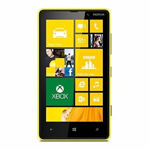 Nokia Lumia 820 Giallo