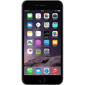 Apple iPhone 6 Plus, Smartphone Grigio, 64 GB (Ricondizionato Certificato) [Spagna]