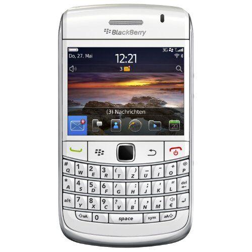 blackberry smartphone / pda phone bold 9780 (modello: bold 9780; display:2,44 pollici; connettivita':edge, gprs, hsdpa, wi-fi, 802.11b/g, bluetooth)