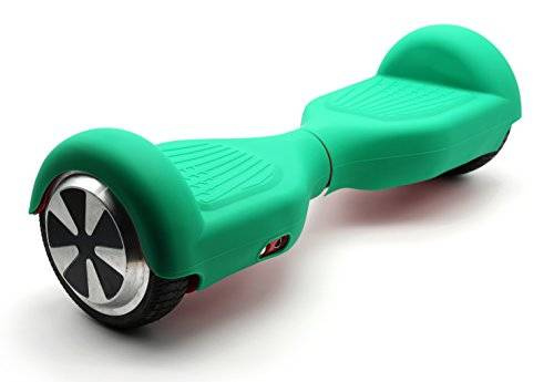 nkcover in silicone per hoverboard 6,5, verde