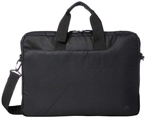 "RivaCase 8035 Laptop Bag 15.6"", Borsa per Laptop Fino a 15.6"", Nero"