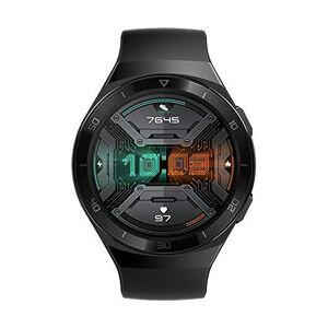"""Huawei WATCH GT 2e Smartwatch, 1.39"""" AMOLED HD Touchscreen, GPS e GLONASS, Auto Rileva 6 Sport, Tracking di 15 Sport Diversi, VO2Max, Battito Cardiaco in Tempo Reale, Black"""