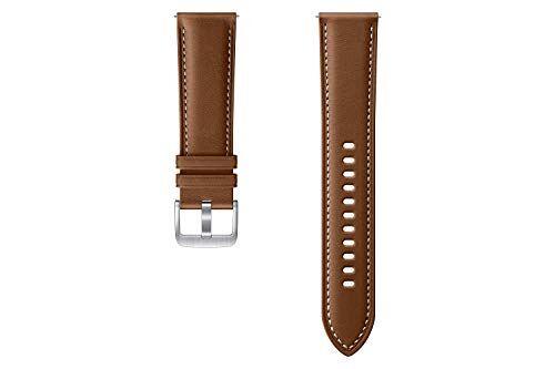 Samsung Cinturino in Pelle Stitch ET-SLR84 (22 mm di Larghezza)