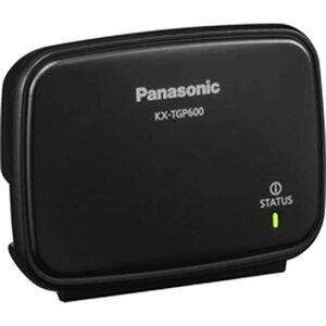 Panasonic KX-TGP600 telefono IP Nero Cornetta wireless LCD 8 linee Wi-Fi
