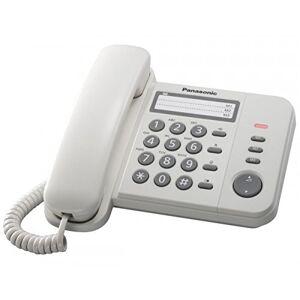 Panasonic KX-TS520 Telefono DECT Bianco