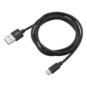 Ansmann 1700-0076Micro USB di dati e cavo di ri...