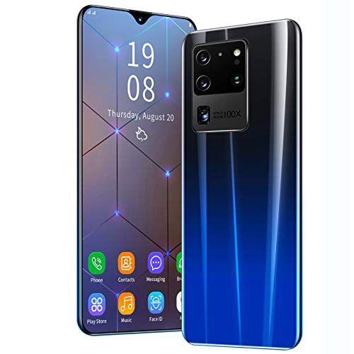 yctze telefono cellulare da 6,26 pollici, per smartphone android 5.13g, schermo hd con gocce d'acqua, 1 gb + 8 gb, fotocamera anteriore/posteriore da 2 mp + 5 mp, supporta riconoscimento facciale