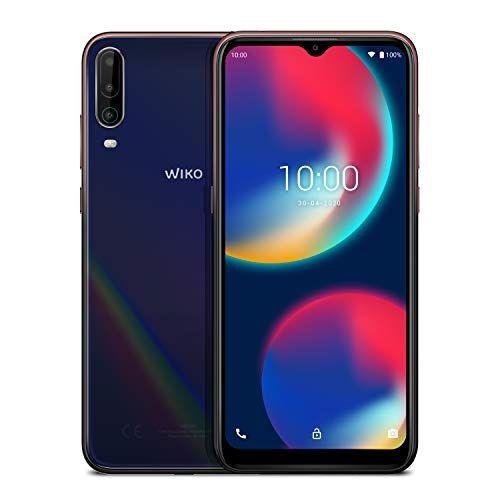 wiko #valore! wiko view 4 blue dis 6.52