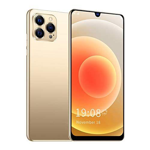 rodipu smart phone, processore potente 5mp + 2mp hd camera dual card dual standby phone, 128 gb espandibile storag sc7731e cpu quad-core donna per android gift man(golden)