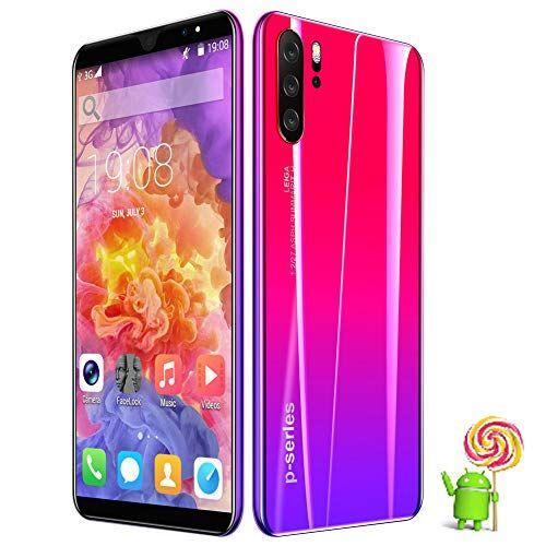 starlight smartphone, sistema operativo android 5.1 supporto doppio standby doppia scheda espansione scheda tf risoluzione 854 * 480 supporto multilingue p33 red