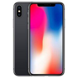 Apple iPhone X 256GB Grigio Siderale (Ricondizionato)