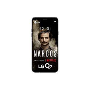 LG Q7 LTE 32GB 3GB RAM Q610EM Blu SIM Free