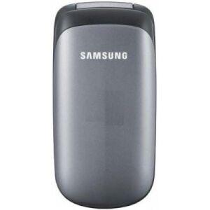 Samsung cellulare E1150, di colore absolute black (nero), senza blocco della SIM e branding