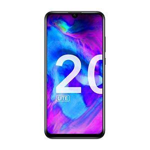Honor 20 Lite Smartphone, 128 GB, Dual SIM, Nero [Altra Versione Europea]