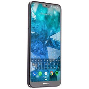 Nokia 7.1 Smartphone da 32 Gb, marchio Tim, Blu, [Italia]
