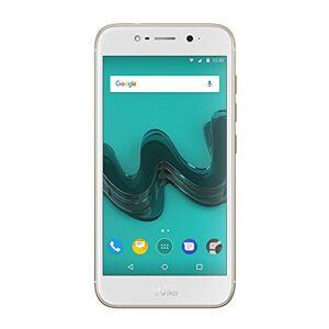 Wiko Wim Lite 4G Smartphone, 32 GB, Bianco/Oro