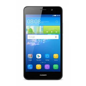 "Huawei Y6 Smartphone, Display 5.0"" HD, IPS, 2 GB RAM, 8 GB Memoria Interna, Dual SIM, Fotocamera 8 MP, Android 5.1, Nero"