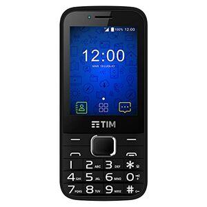 Tim Easy Touch Smartphone, 4 GB, Nero