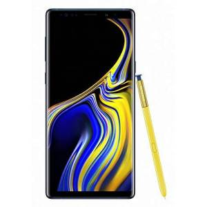 "Samsung Galaxy Note9 Display 6.4"", 512 GB Espandibili, RAM 8 GB, Batteria 4000 mAh, 4G, Dual SIM Smartphone, Android 8.1.0 Oreo [Versione Italiana], Blu (Ocean Blue)"