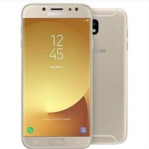 Samsung Galaxy J7 2017 Smartphone, Marchio Tim, Dual Sim, 16 GB, Oro