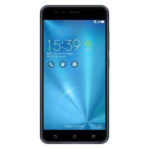 """Asus ZenFone Zoom S Smartphone, Doppia Fotocamera Posteriore con Zoom Ottico, Display 5.5"""" Full HD, RAM 4 GB, SSD 128 GB, Nero"""