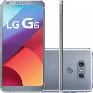 LG G6 Platinum H870